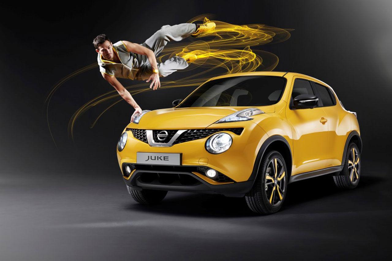 Nissan visar upp nya Juke