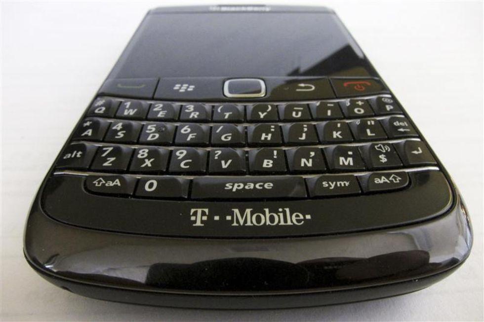 Det är inte kul att vara VD för BlackBerry just nu