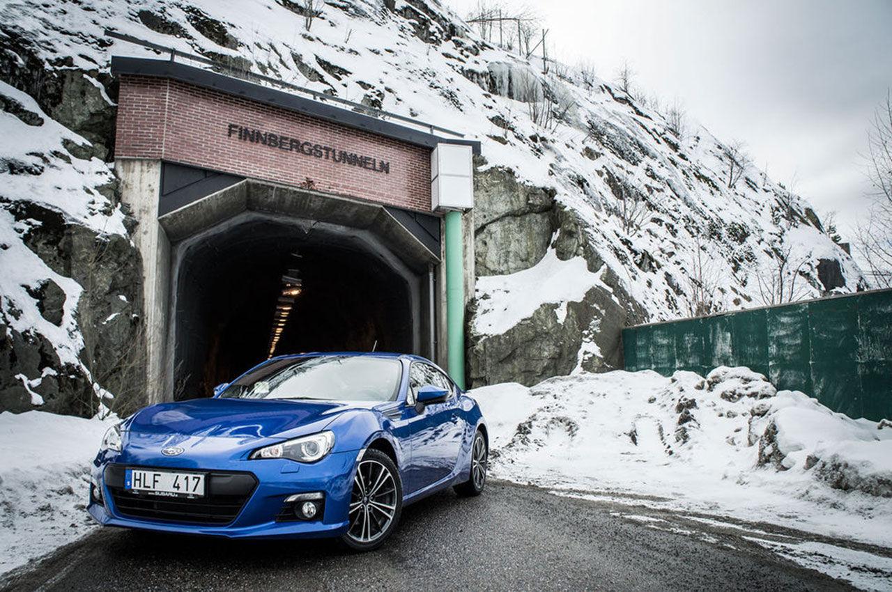 50 000 kronor i rabatt på ny Subaru BRZ