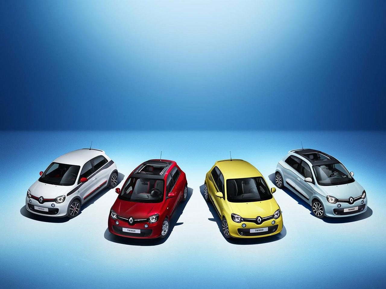 Renault berättar mer om nya Twingo