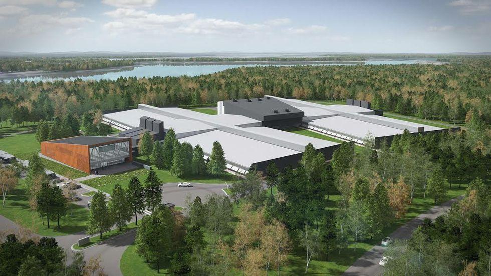 Facebook bygger ett andra datacenter i Luleå