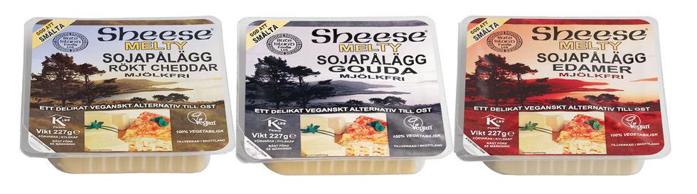 Ny vegansk ost