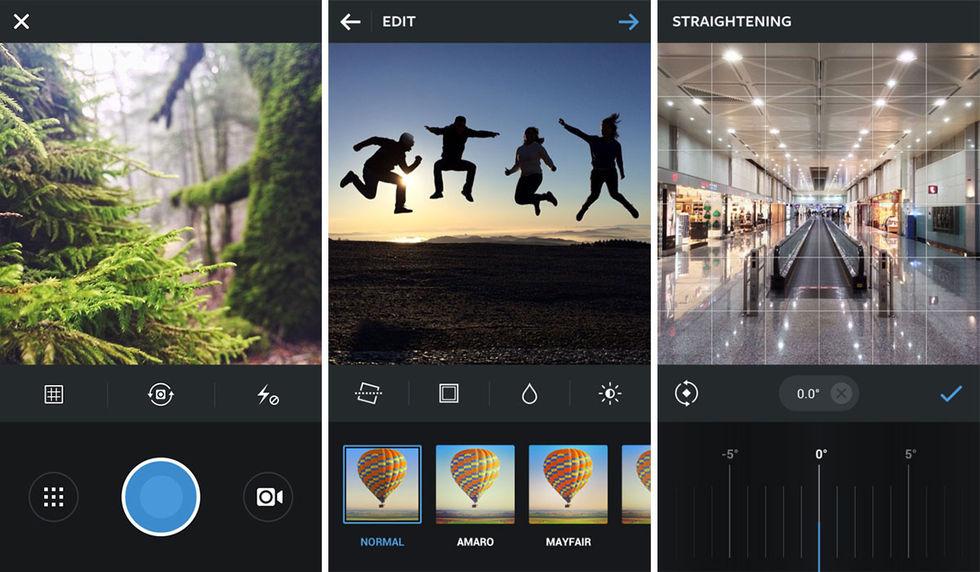 Instagram till Android uppdateras