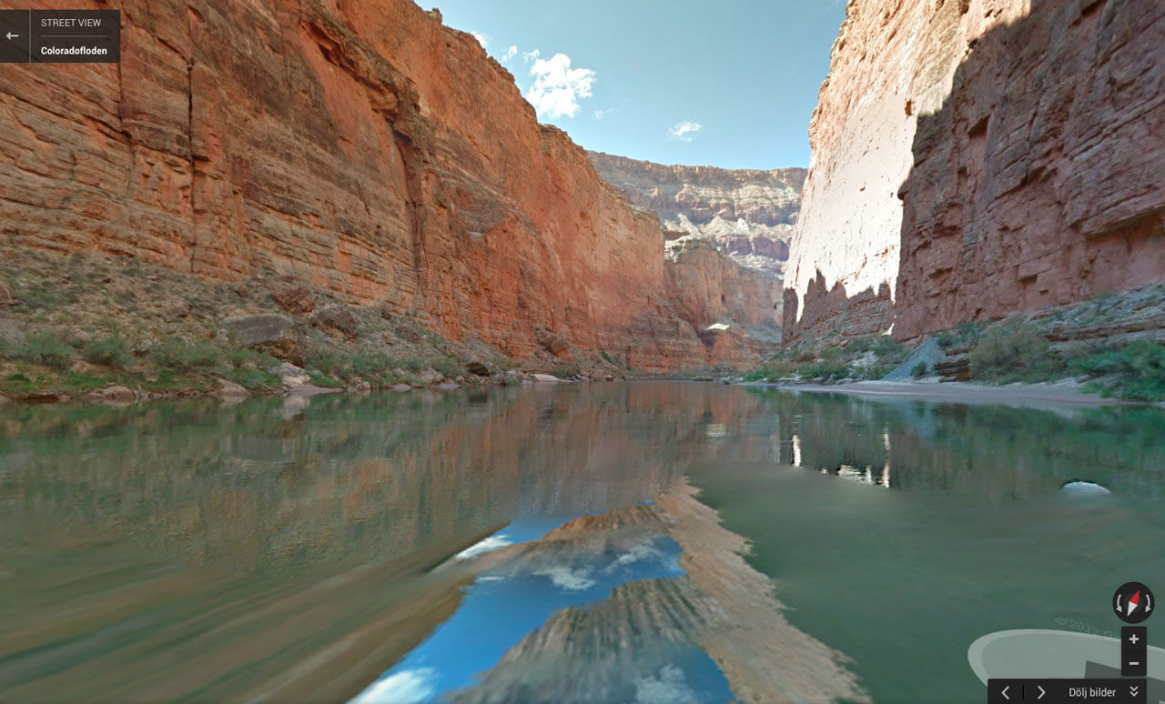 Ta en tur på Coloradofloden genom Grand Canyon