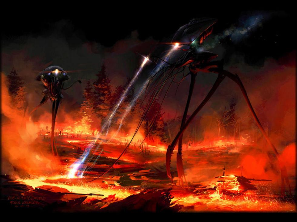 Varldarnas krig