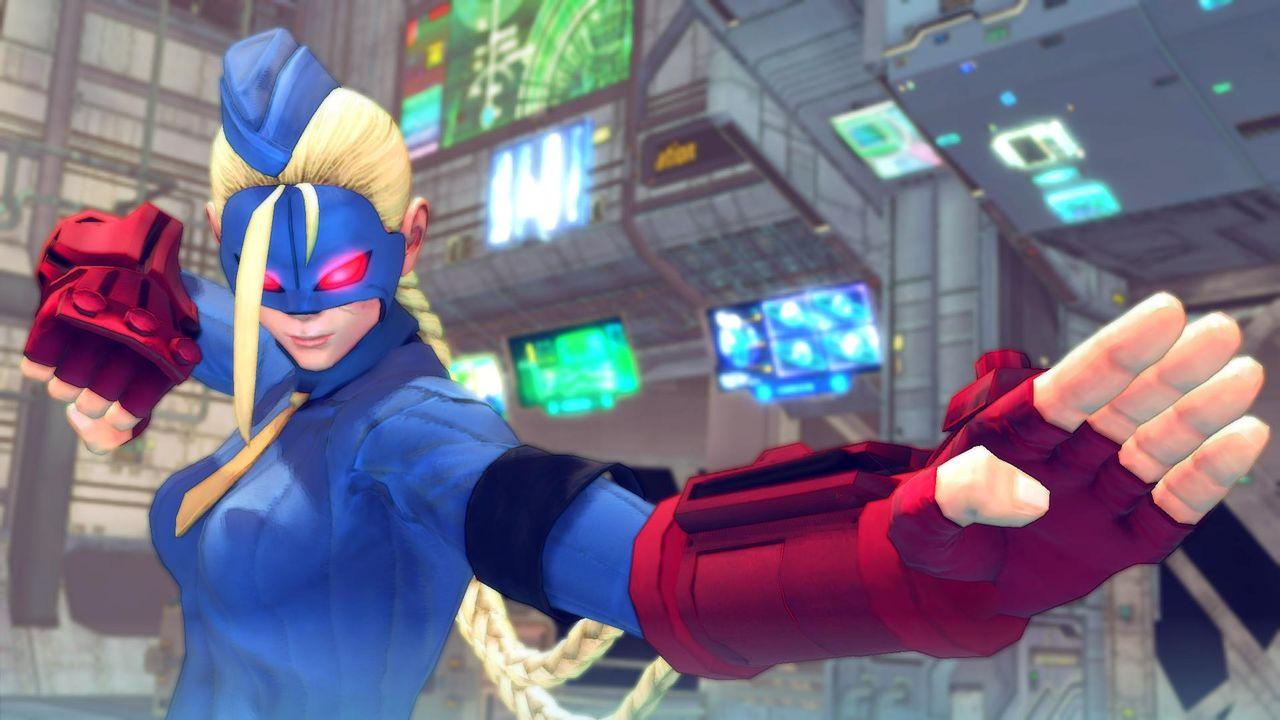 Decapre är den femte nya karaktären i Ultra Street Fighter IV