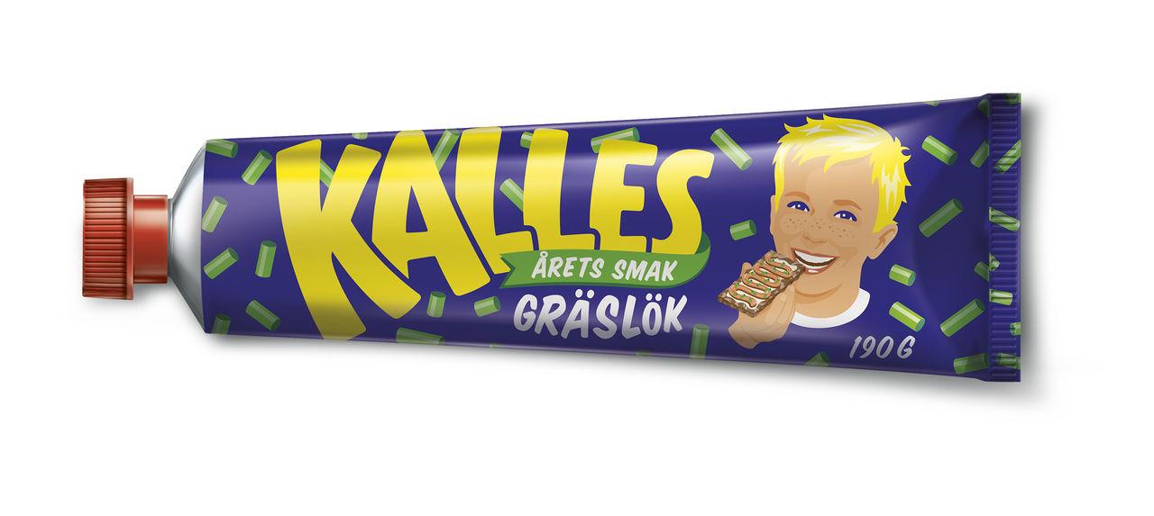 Ny smak från Kalles kaviar