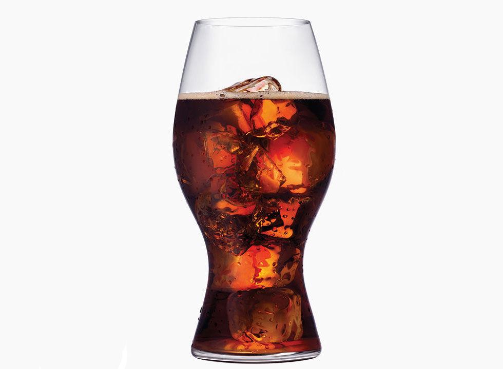 Coca-Cola gör glas för finsmakare