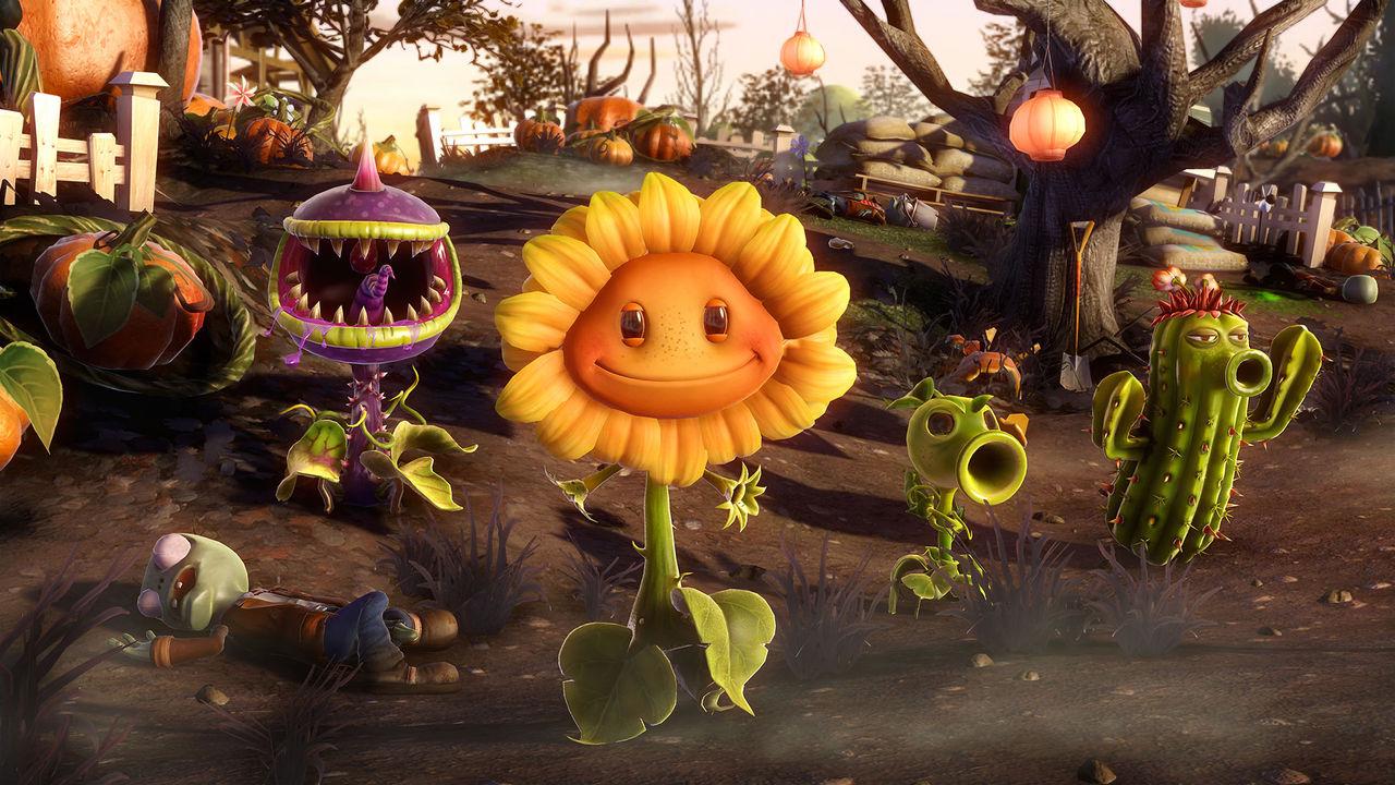 Gratis DLC till Plants VS. Zombies: Garden Warfare