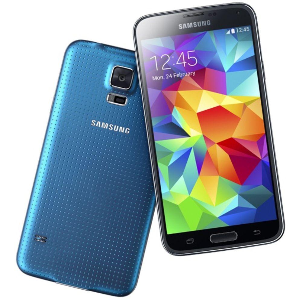 Samsung Galaxy S5 kan bli försenad