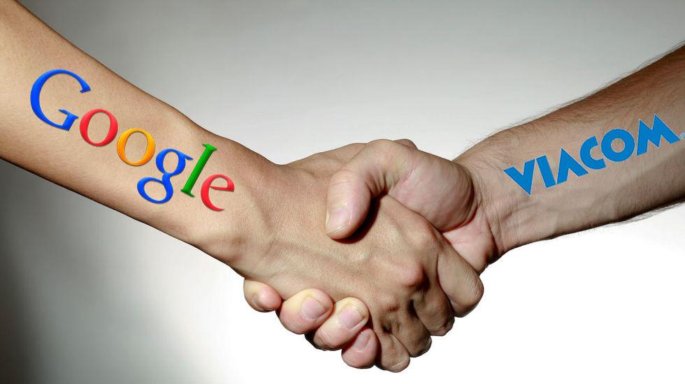 Google och Viacom gör upp angående YouTube