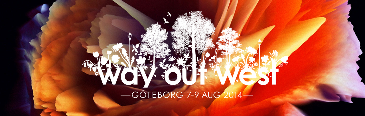 Nya artister till Way Out West