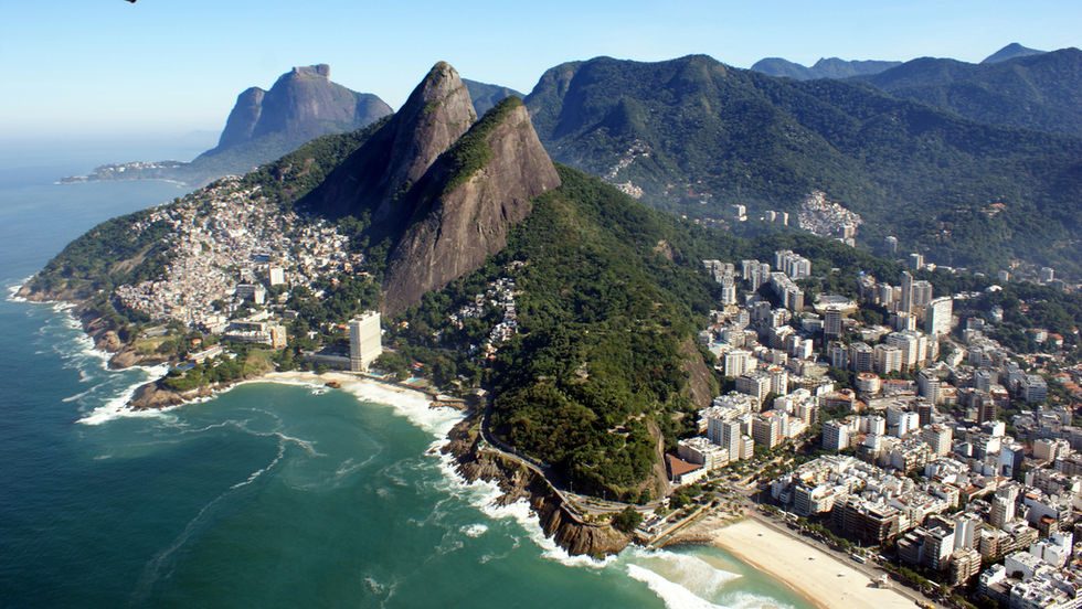 Brasilien blockerar utländska telefoner