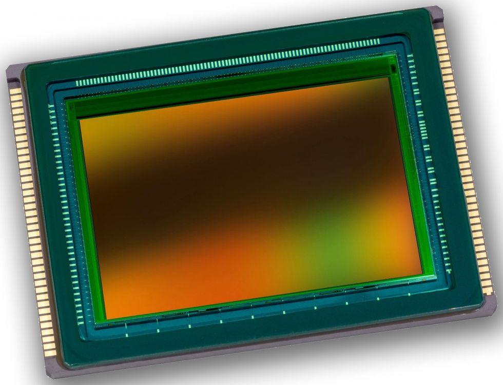 Fullformatssensor med 150 megapixel
