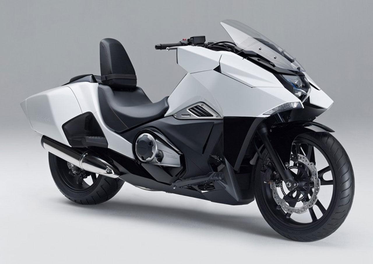 Det här är framtiden enligt Honda