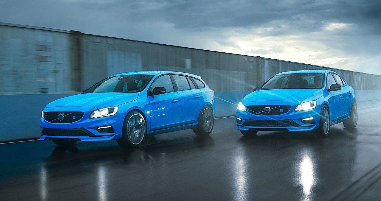 Priserna för Volvo S60/V60 Polestar klara