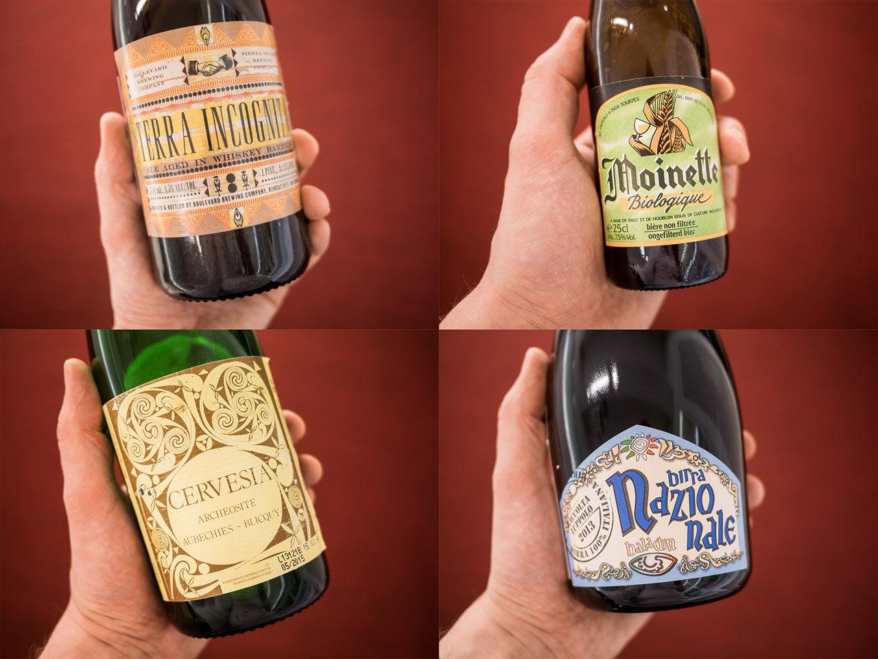 Några friska öl som släpps på måndag