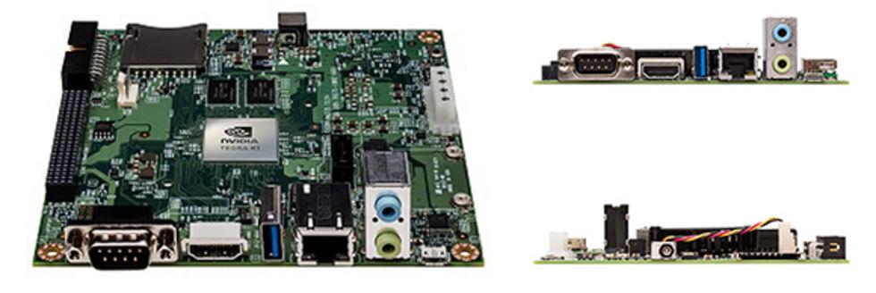 Nvidia lanserar Jetson K1