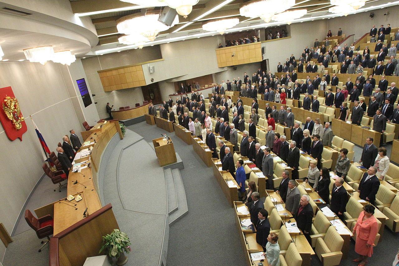 Nu dumpar ryska politiker sina iPads