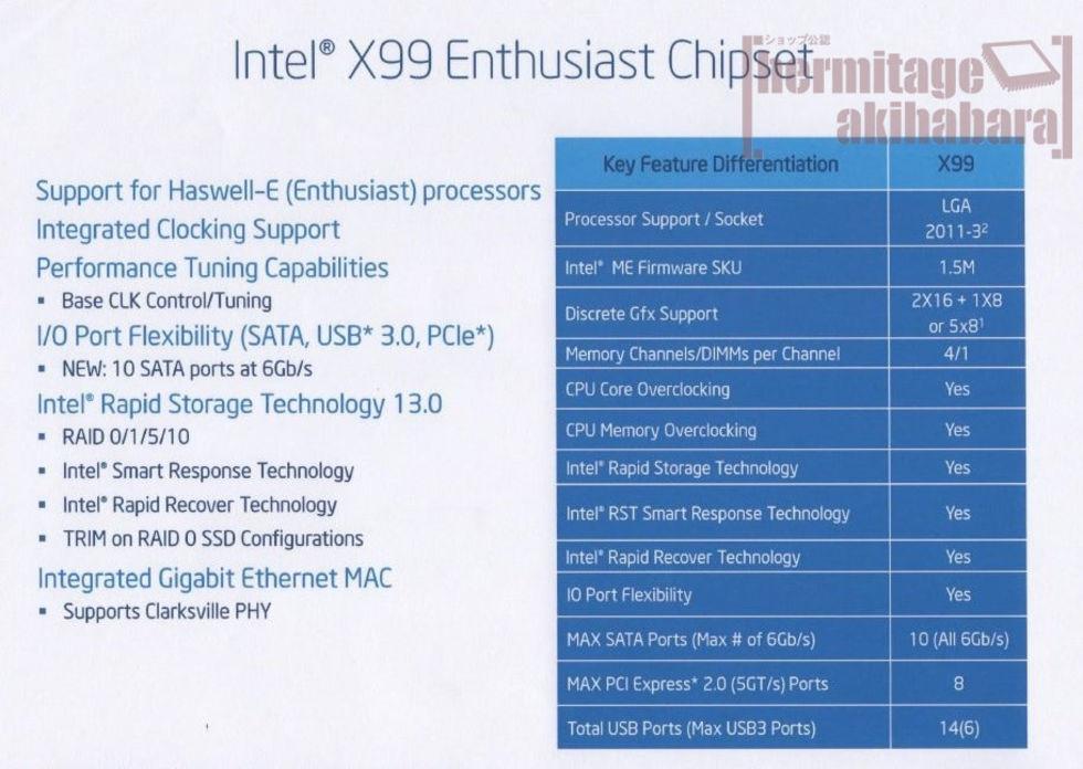 Information om 9-seriens chipset läcker ut