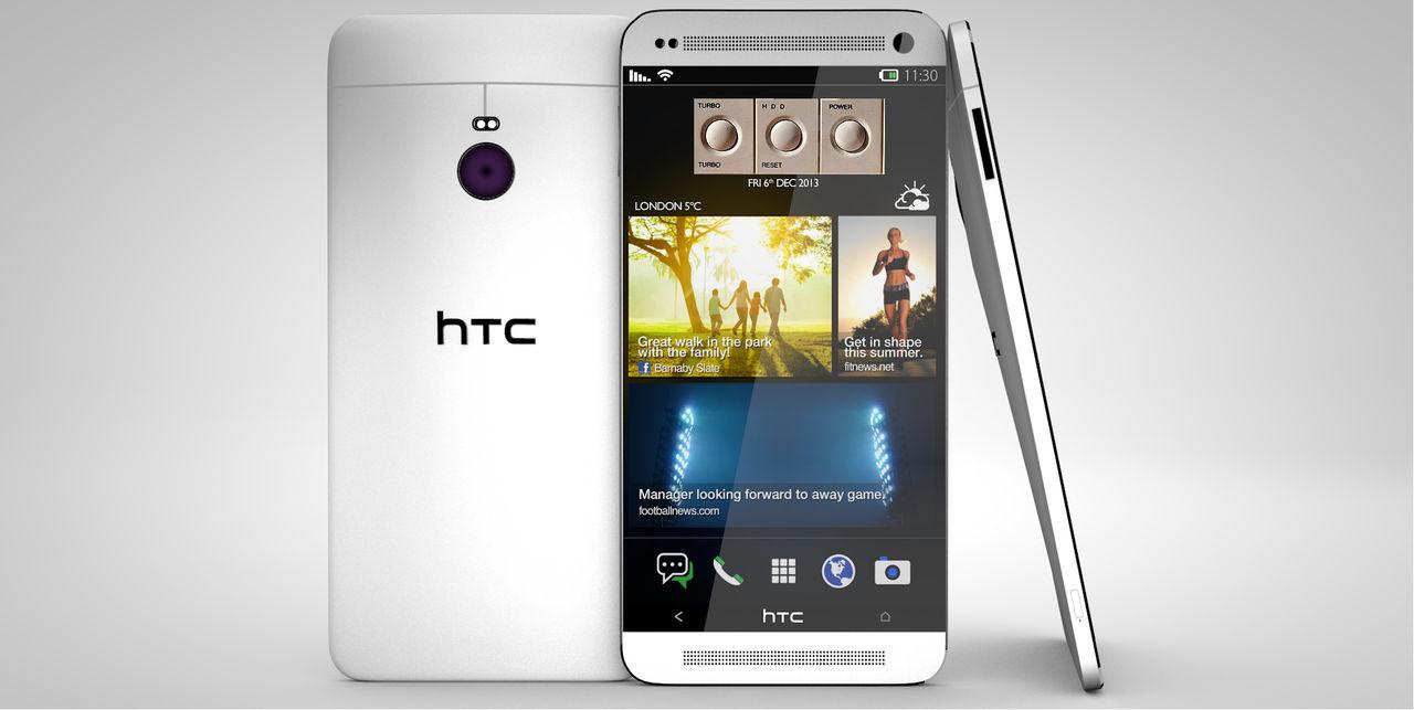 HTC One har en