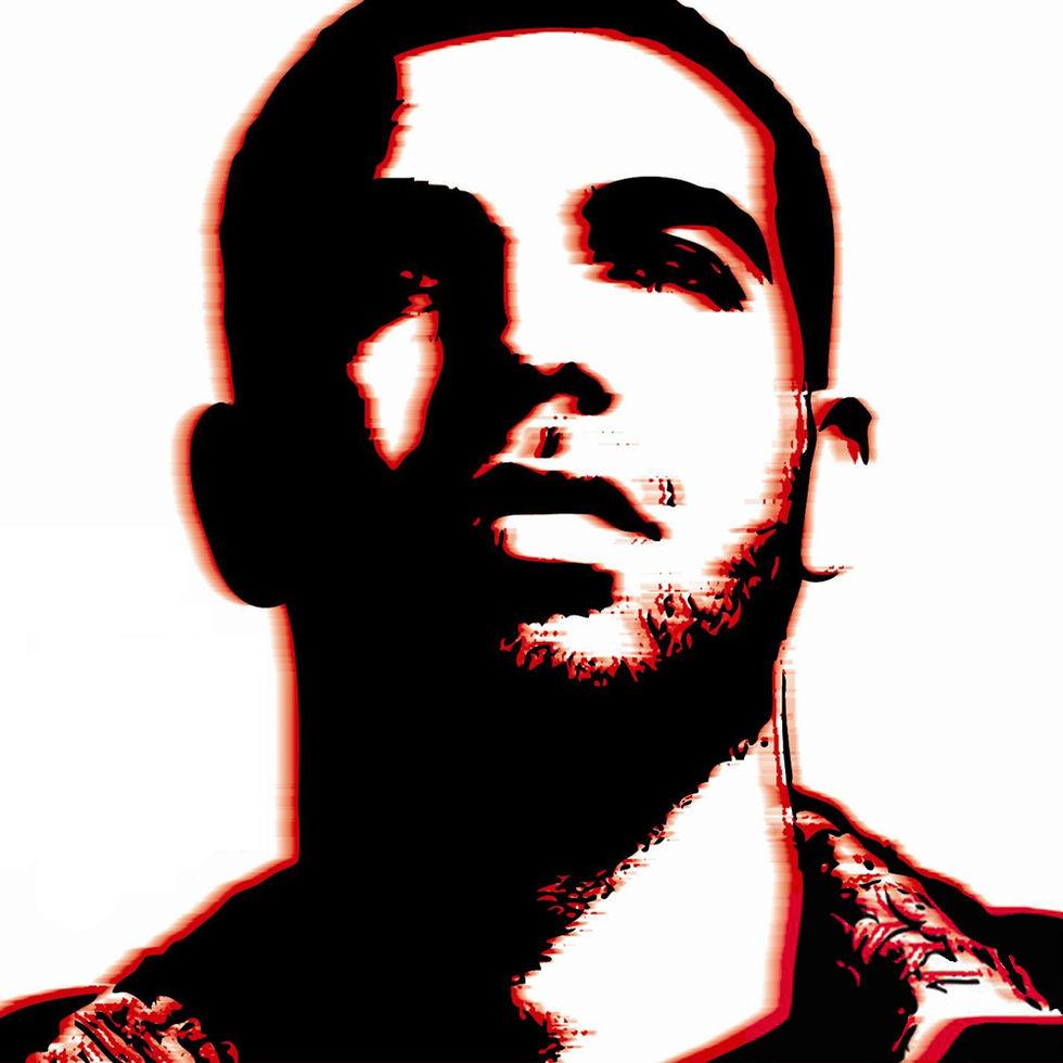 Lyssna på Drakes nya
