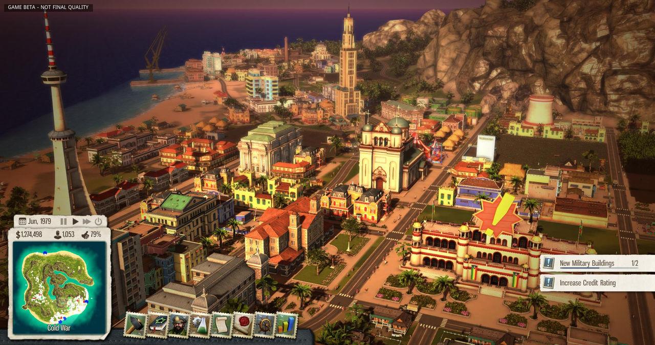 Släppdatum för Tropico 5