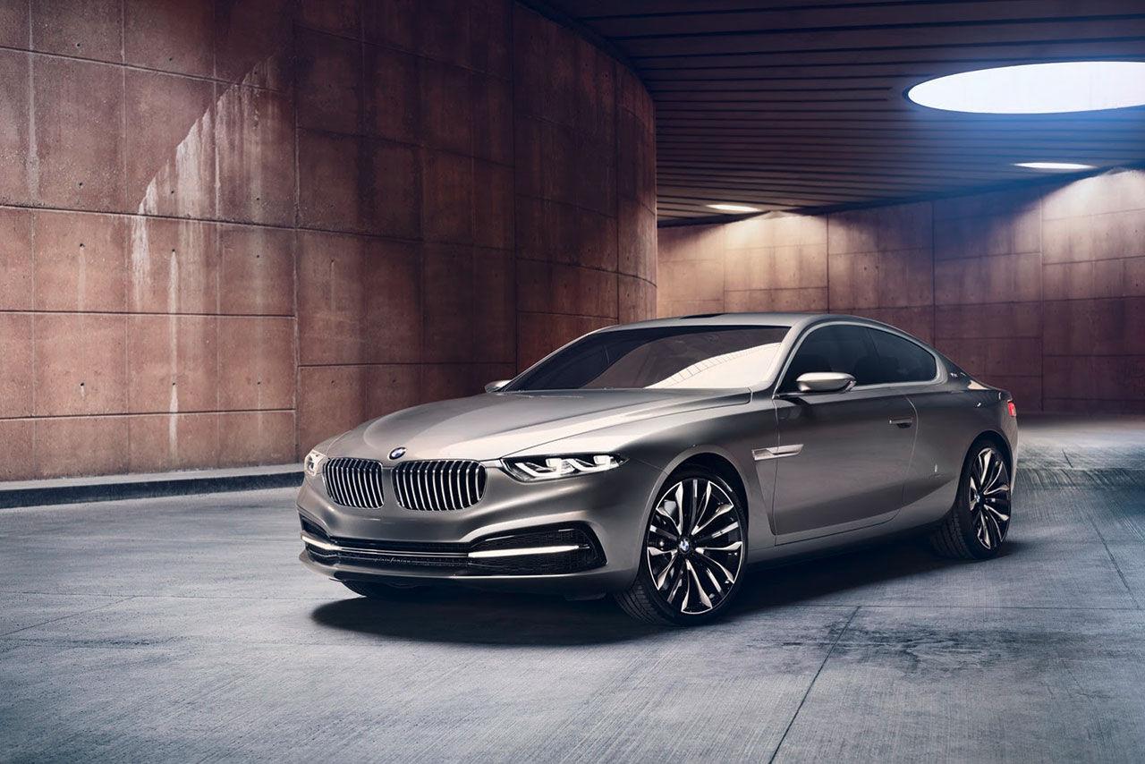 BMW visar 9-serie denna månad?