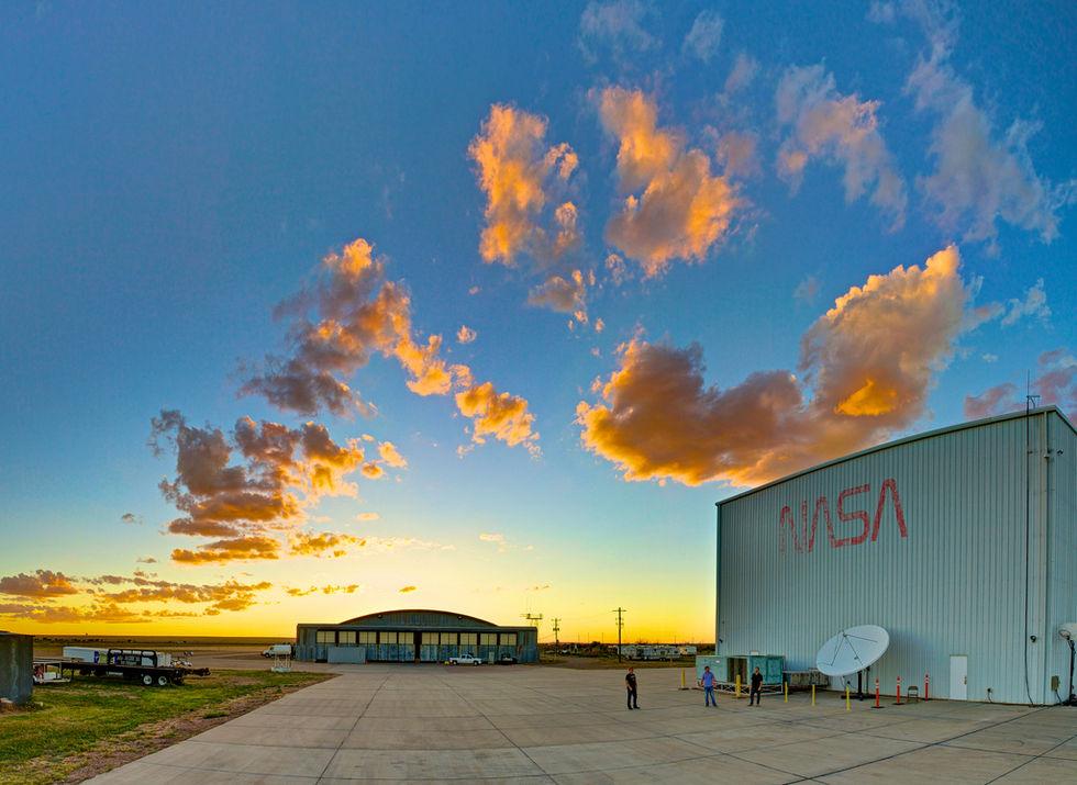 NASA avbryter samarbete med Ryssland