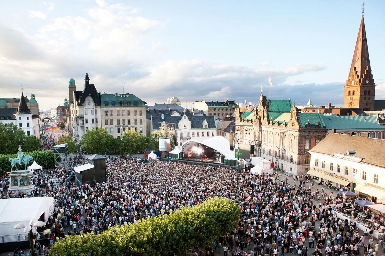 Första bokningarna till Malmöfestivalen