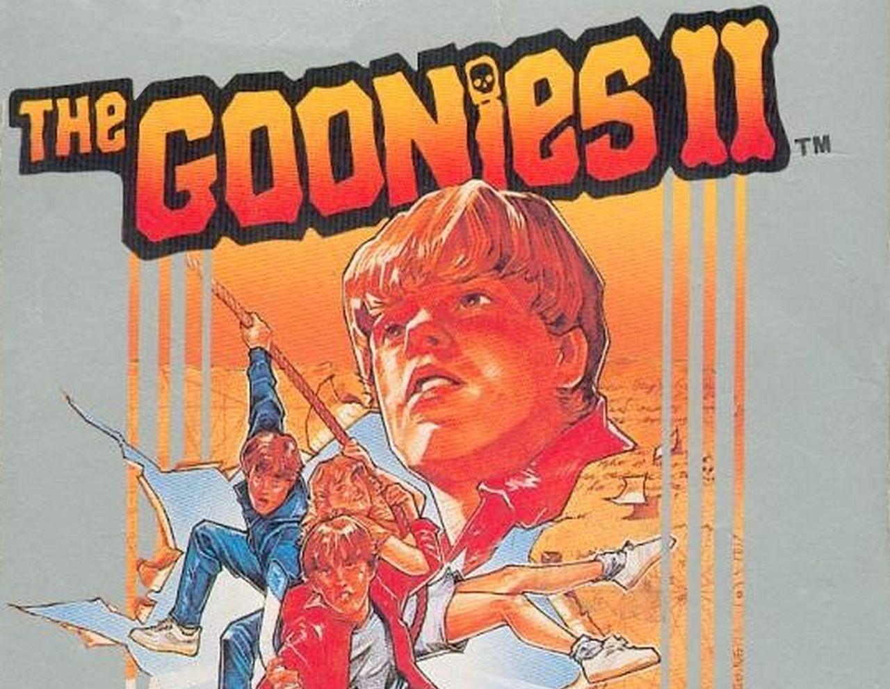 Goonies - Dödskallegänget kan få sig en uppföljare