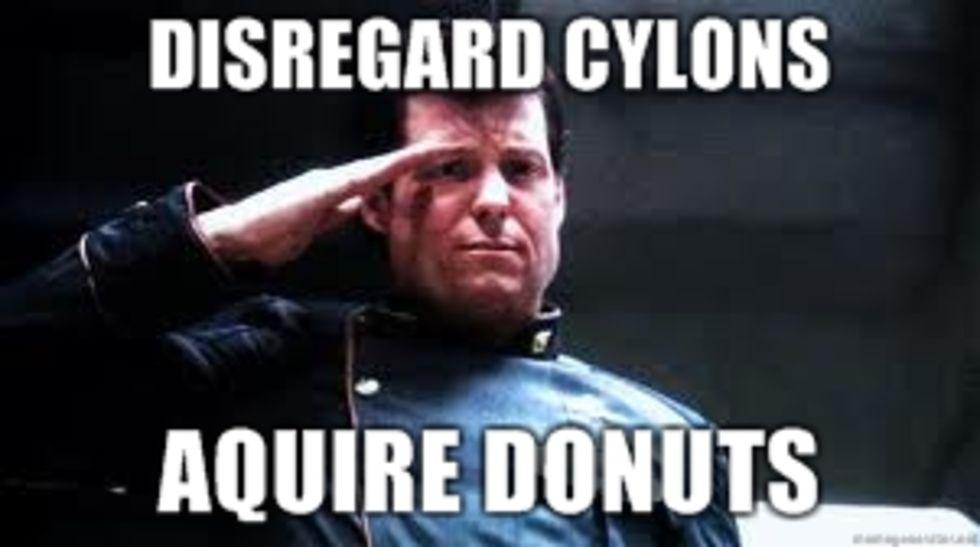 Battlestar Galactica-film på gång