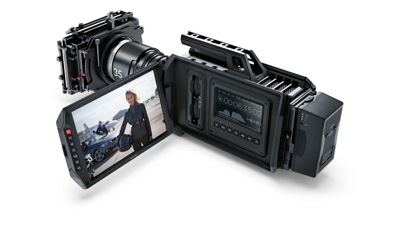 Blackmagic släpper ny filmkamera