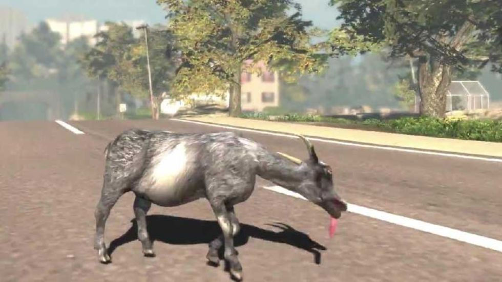 Goat Simulator får mer innehåll