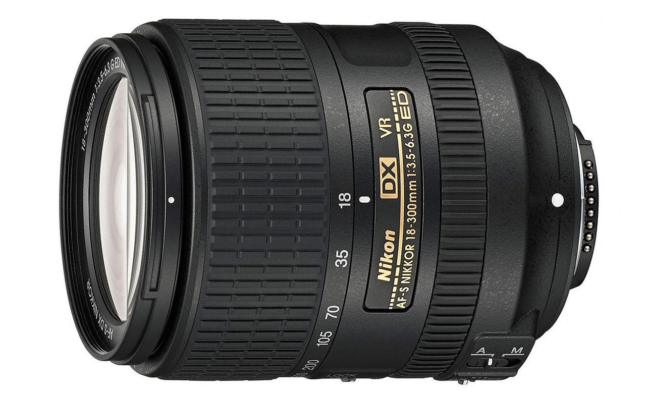 Nytt superzoom-objektiv från Nikon
