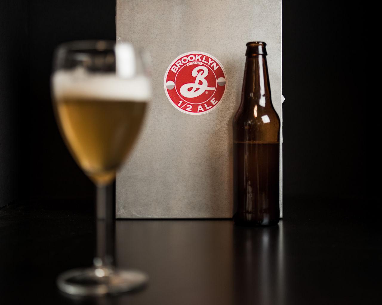 Vi har testat Brooklyn Brewerys folköl