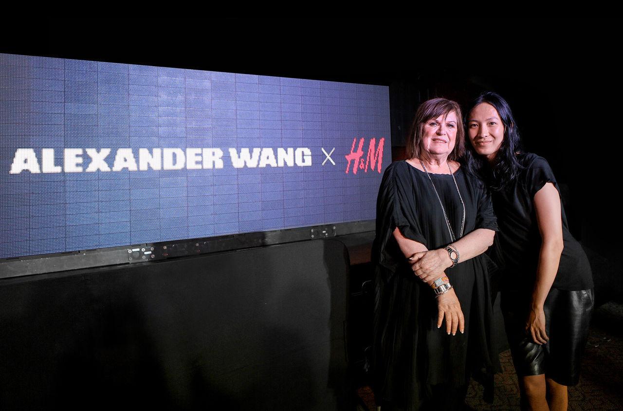 Alexander Wang designar för H&M