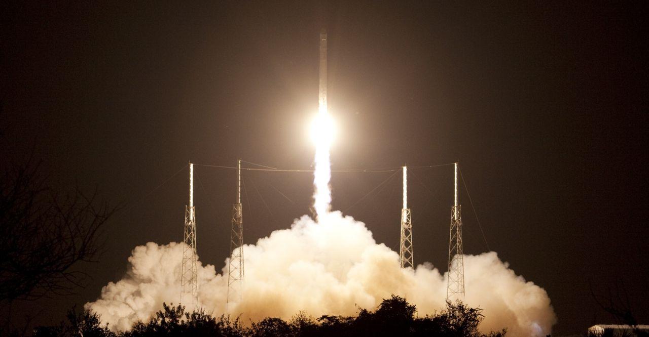 Nytt uppskjut av SpaceX i kväll *uppdaterad*