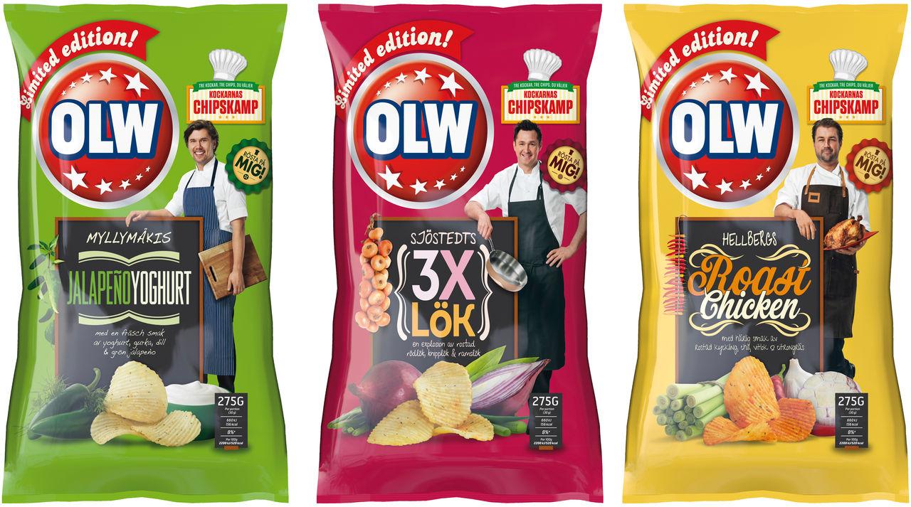 OLW:s nya kändischips
