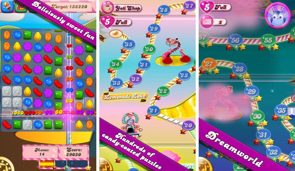 King släpper lokal version av Candy Crush Saga i Kina