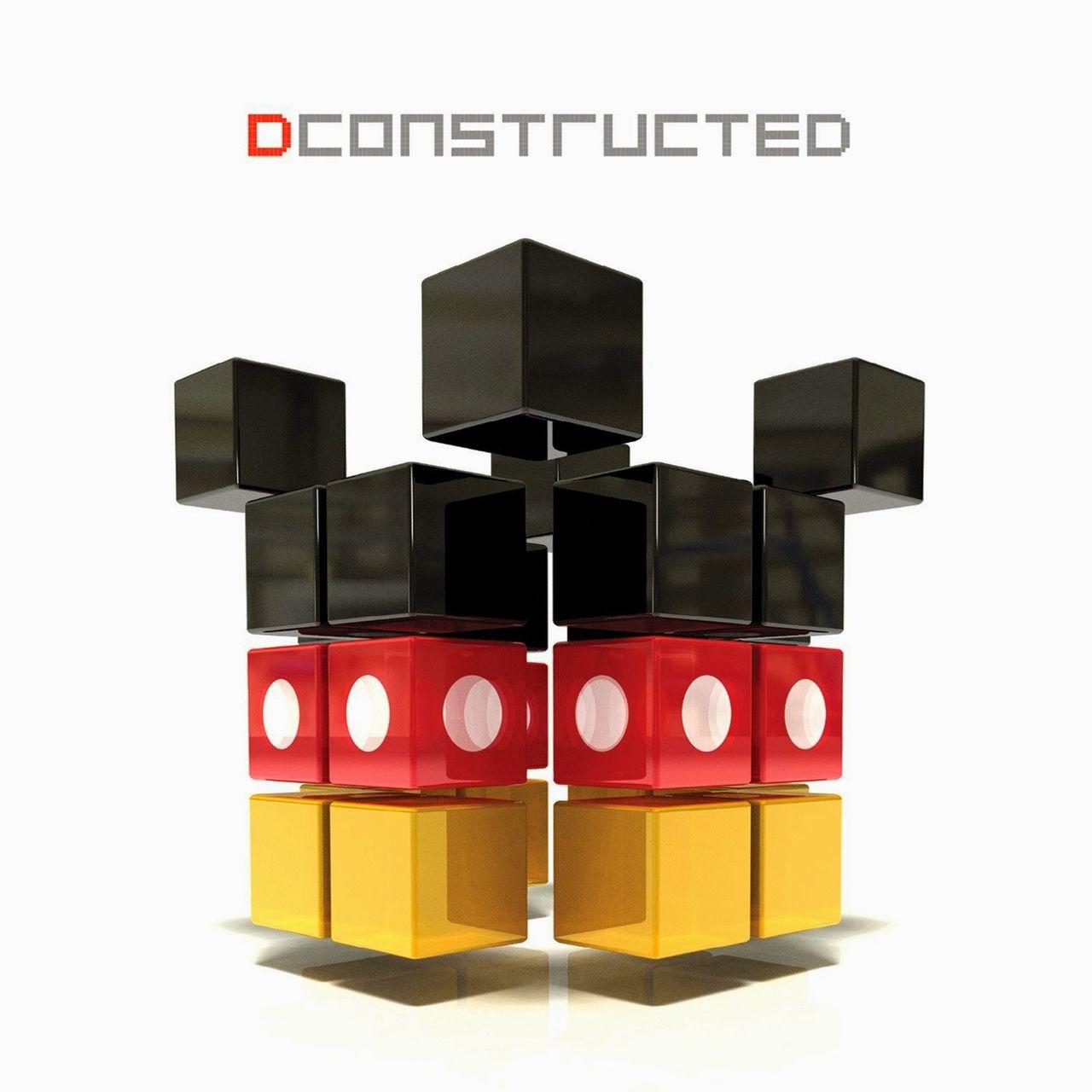 EDM-inspirerad Disneysamling