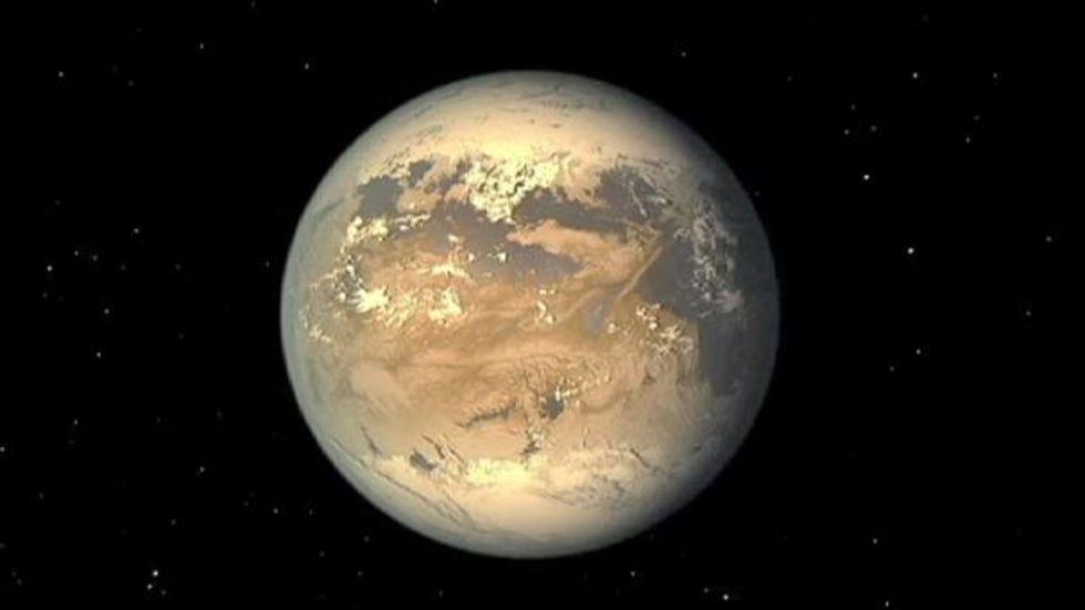 Jordliknande planet upptäckt