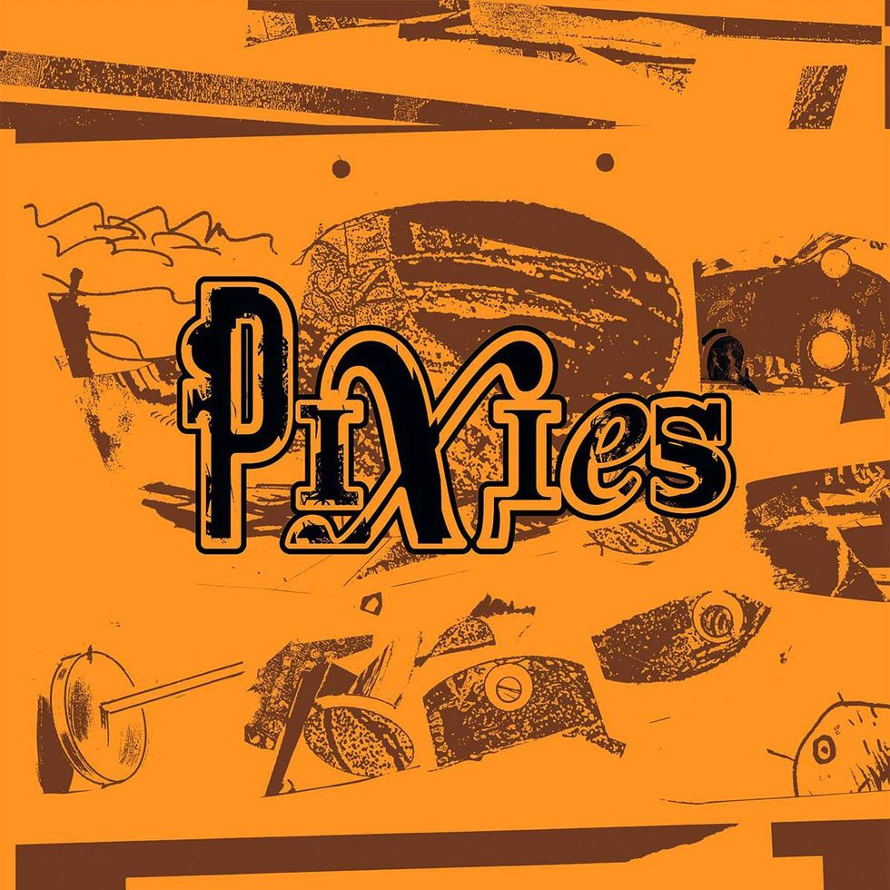Streama Pixies nya album