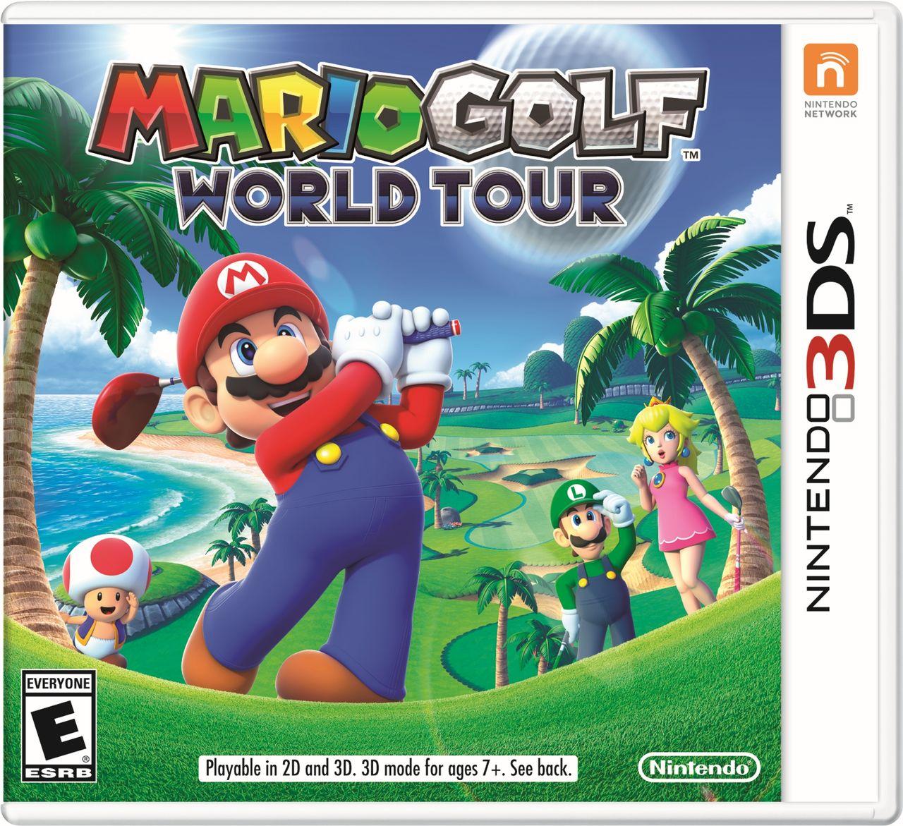 Mario Golf får DLC