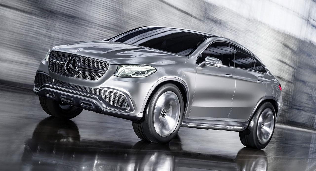 Mercedes svar på BMW X6