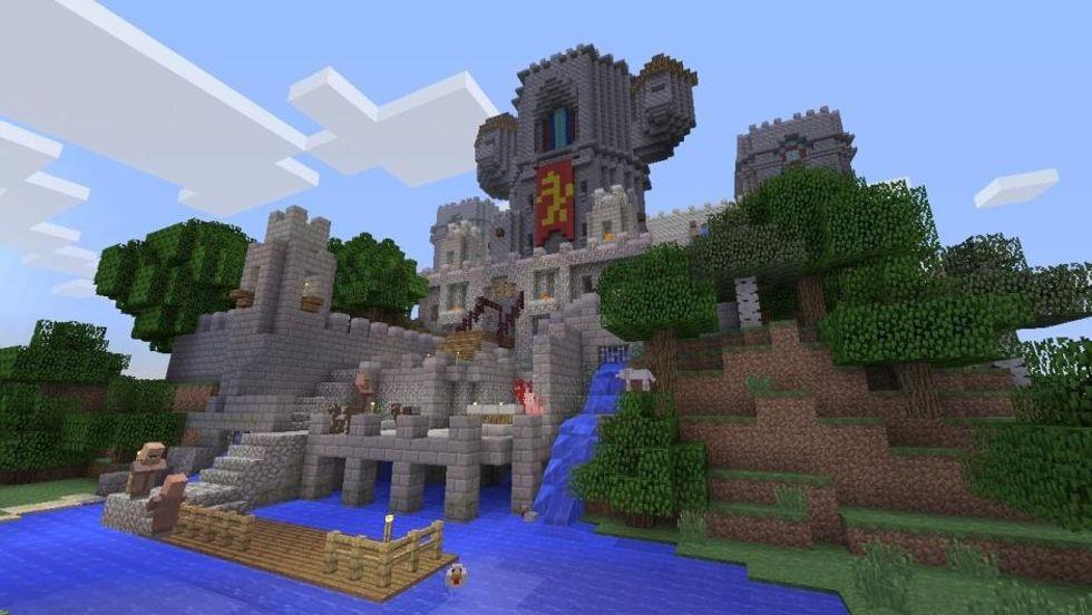 Minecraft till PS4 och Vita i Q2 eller Q3