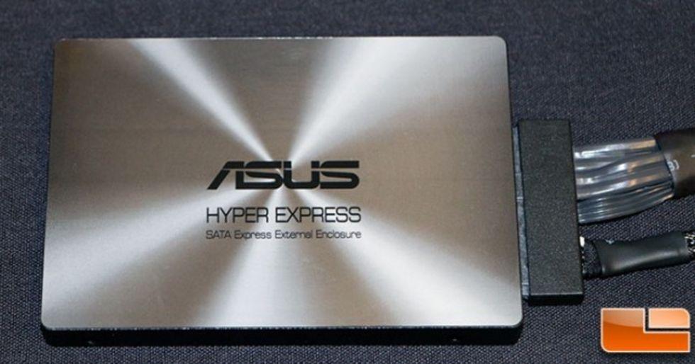 Asus visar HyperXpress