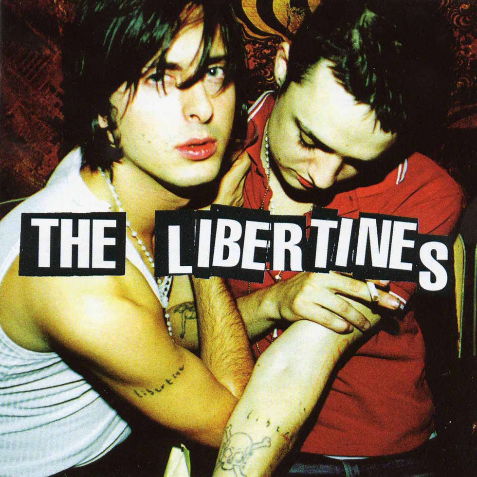The Libertines återförenas