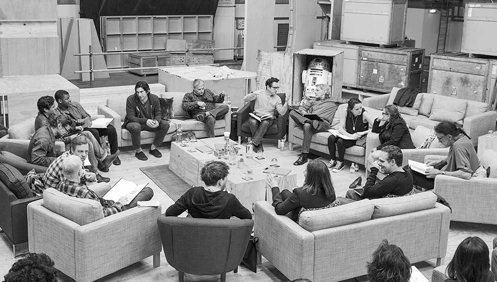 Hela rollistan till Star Wars VII presenterad