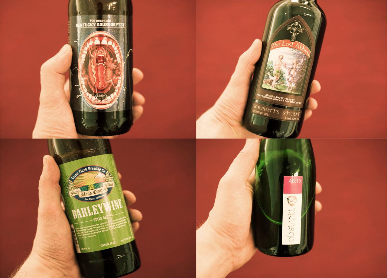 Mer trevlig öl som släpps på fredag